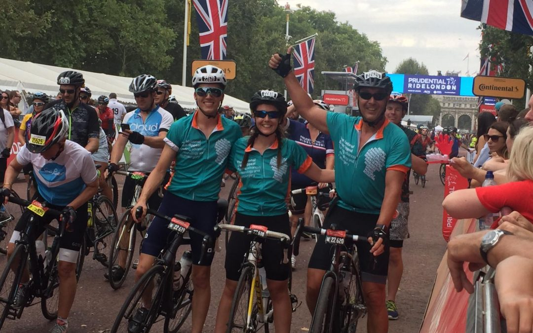 Prudential RideLondon 100