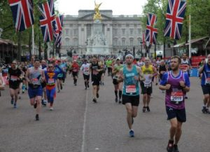 The Virgin Money London Marathon 2020