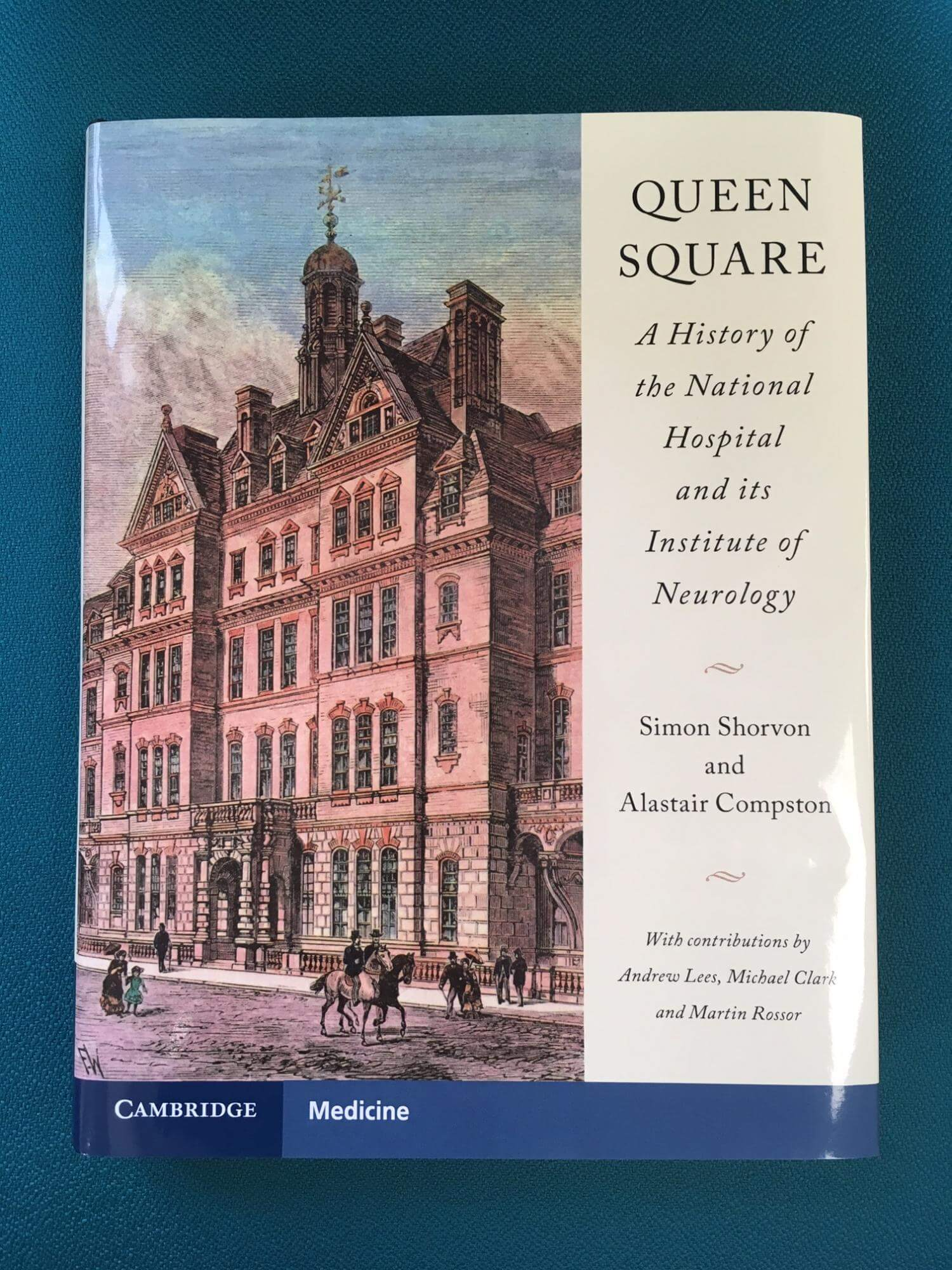 Queen Square history book