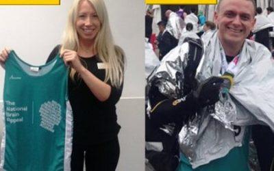 Meet the hospital staff running the Marathon