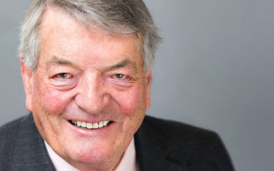 Christopher Sporborg CBE 1939 – 2015