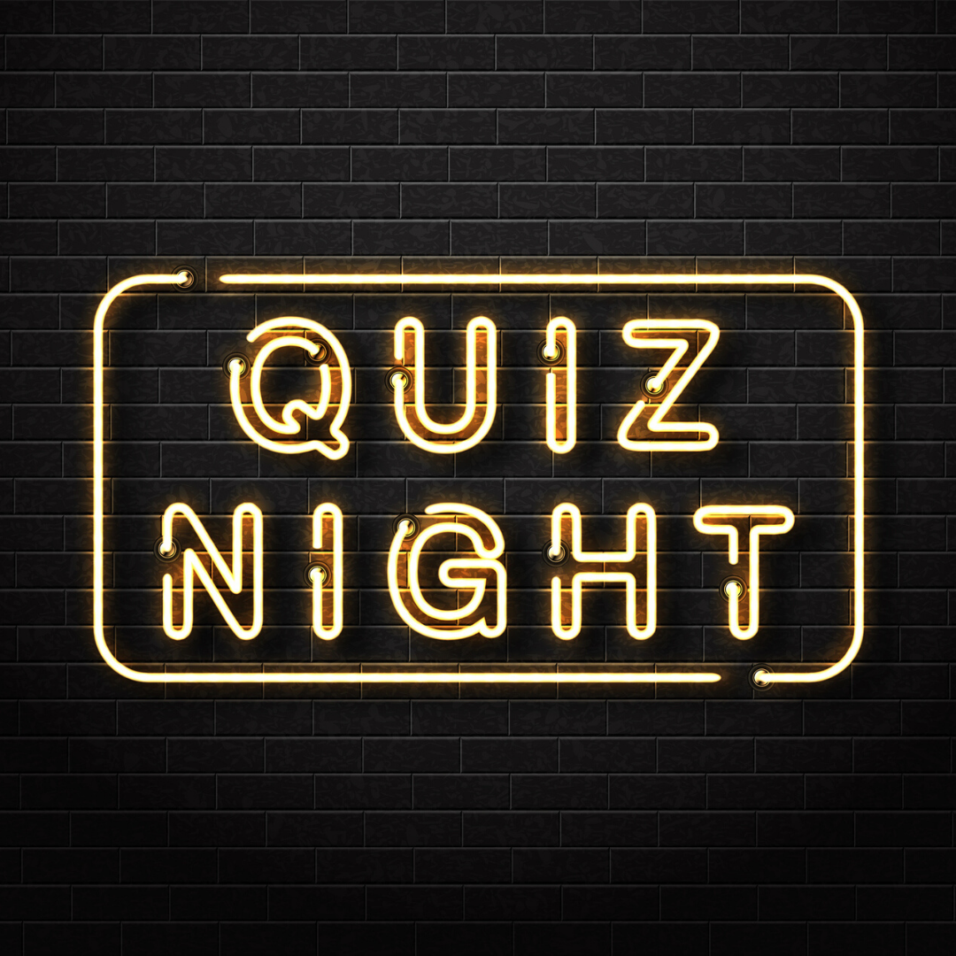 Quiz Night ticket